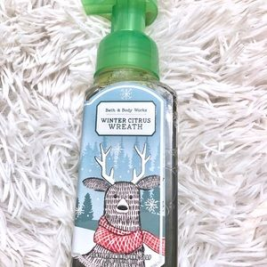 B&bw hand soap
